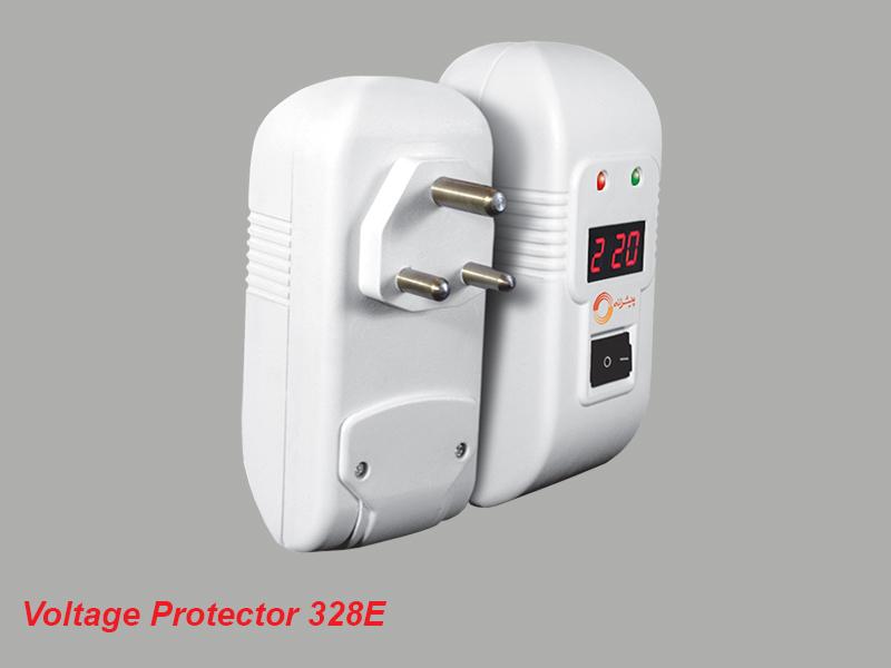 محافظ ولتاژ ديجيتالي ۳۲۸e