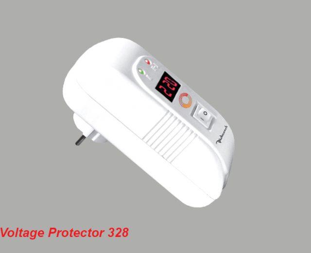 محافظ ولتاژ ديجيتالي ۳۲۸